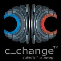 logo membrány c_change firmy Schoeller
