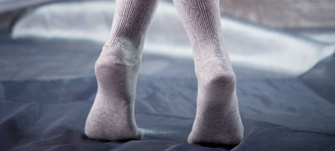 vlněné příze pro ponožky